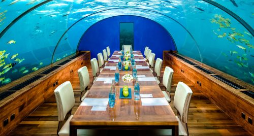Meetings Events Conrad Maldives Rangali Island Luxury Resort