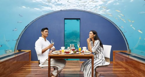 Ithaa Undersea Restaurant | Conrad Maldives Rangali Island Dining