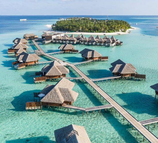 Sun Island Beach Maldives: Conrad Maldives Rangali Island
